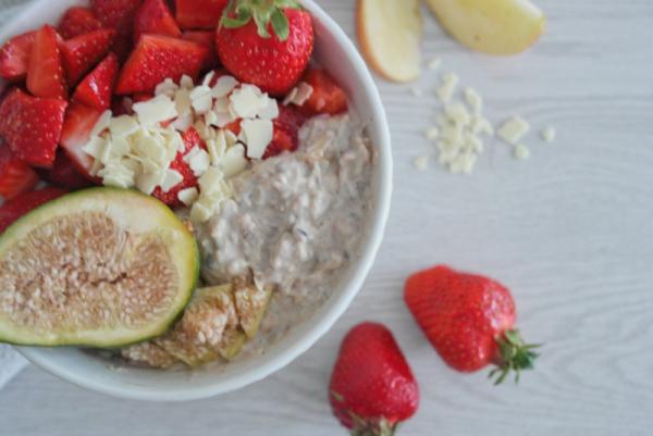 WhiteChocolate Porridge