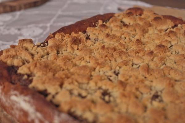 Mohn-Streusel-Kuchen