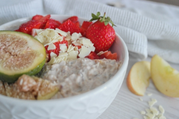 WhiteChocolate Porridge
