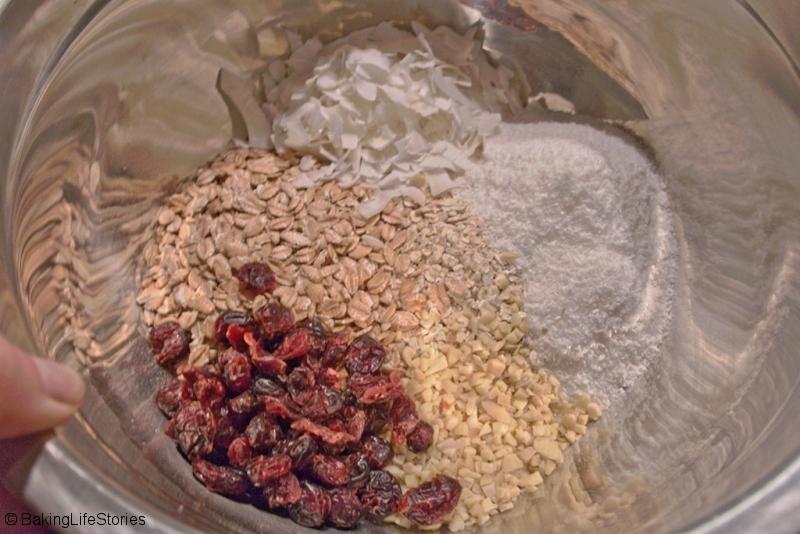 Kokos Granola