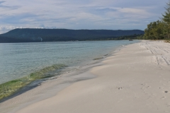 Kambodscha - Koh Rong - Long Set Beach