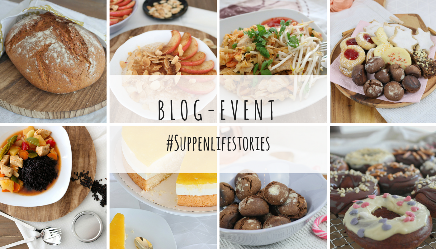 BakingLifeStories Blogevent