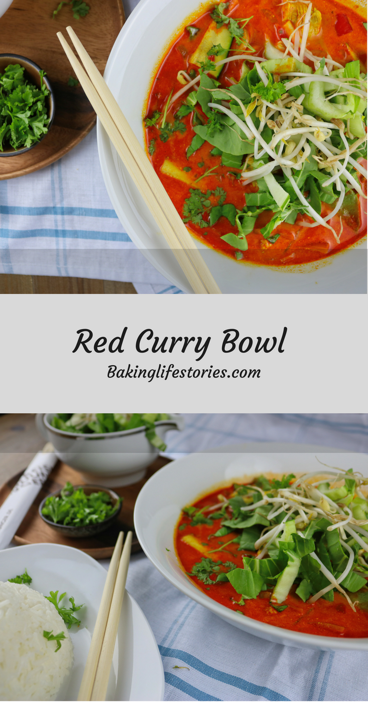 Red Curry Bowl.