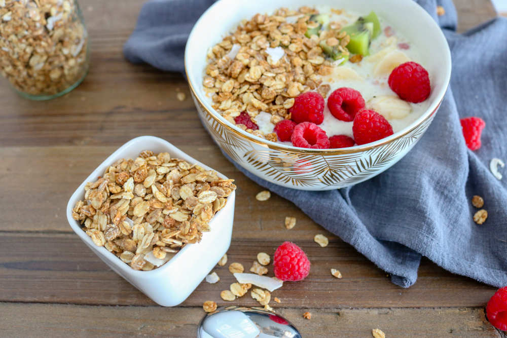 Gesundes Granola – selbstgemacht und lecker