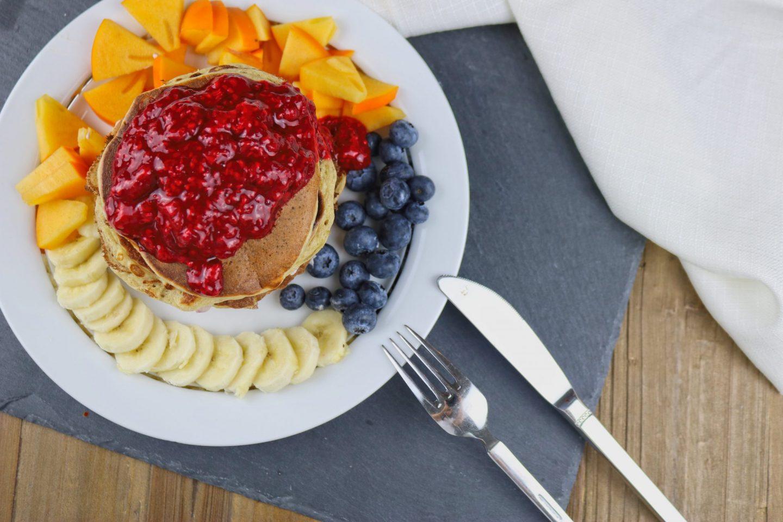 Die besten Quark-Pancakes
