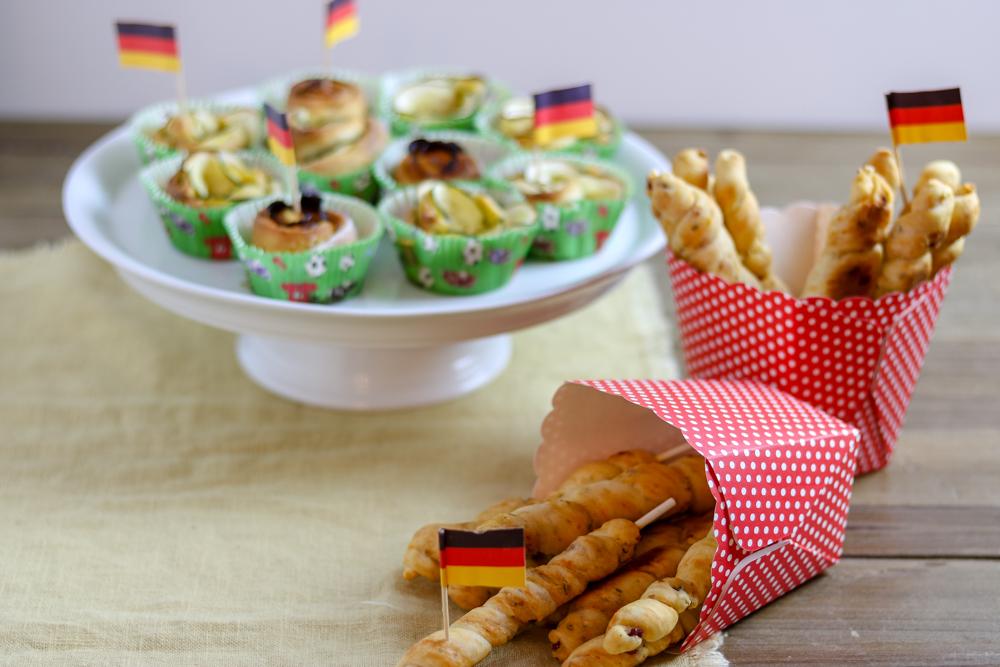"""Weltmeisterliches Fingerfood – Snacks für die WM-Party mit der """"Meine Backbox"""""""