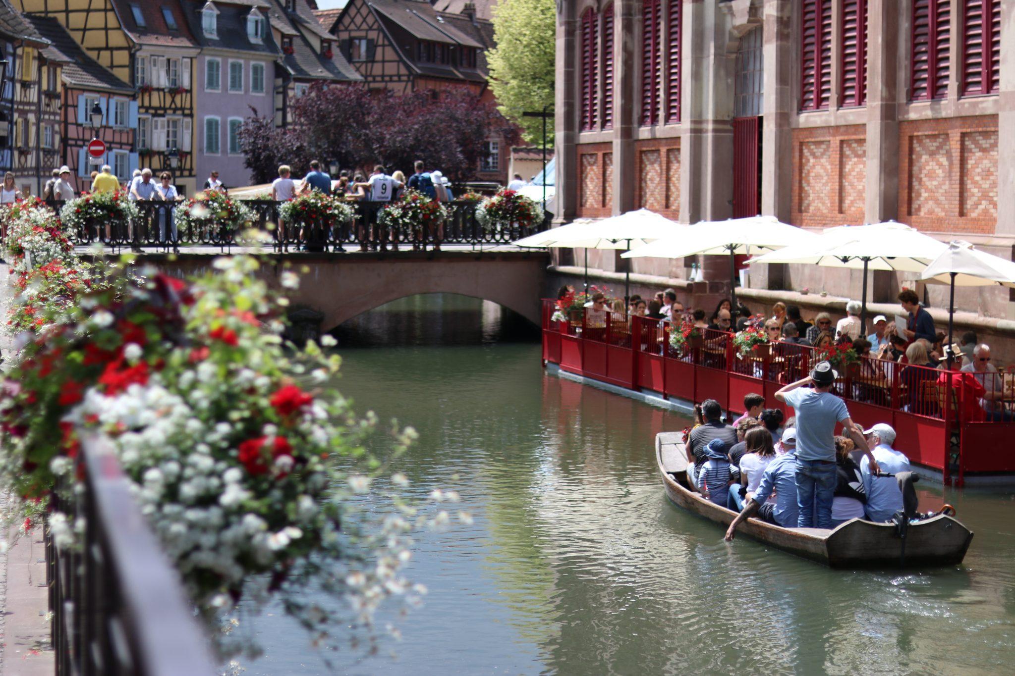Colmar - Bilderbuch-Stadt im Elsass
