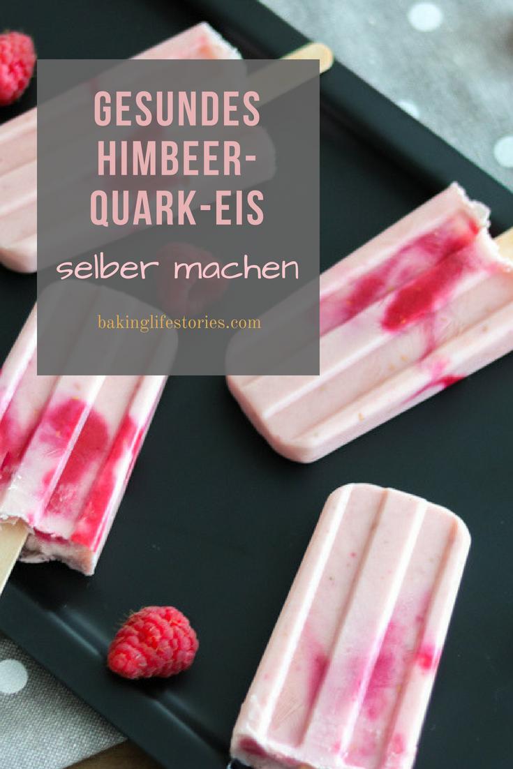 Gesundes-Himbeer-Quark-Eis.-Ganz-einfach-selber-machen