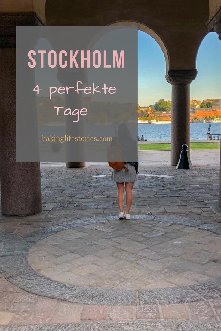 Stockholm - 4 perfekte Tage in der Perle des Nordens