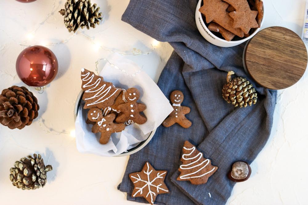 Weihnachtsbäckerei_Lebkuchen_Gingerbread_Plätzchen