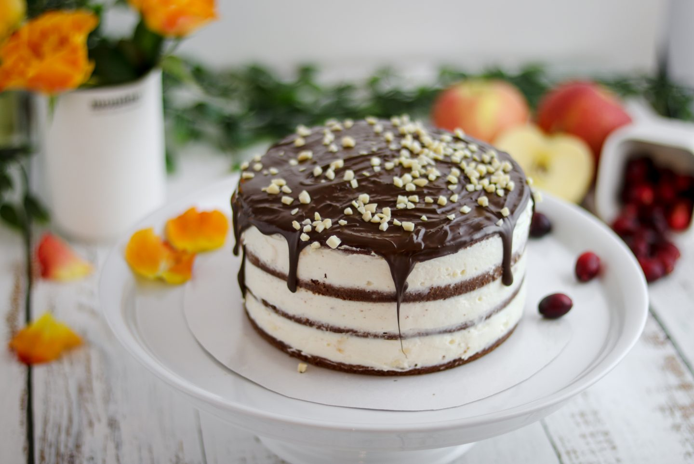 Bratapfel-Cranberry Törtchen_Bakinglifestories.com_gesundbacken_gesundeTorte