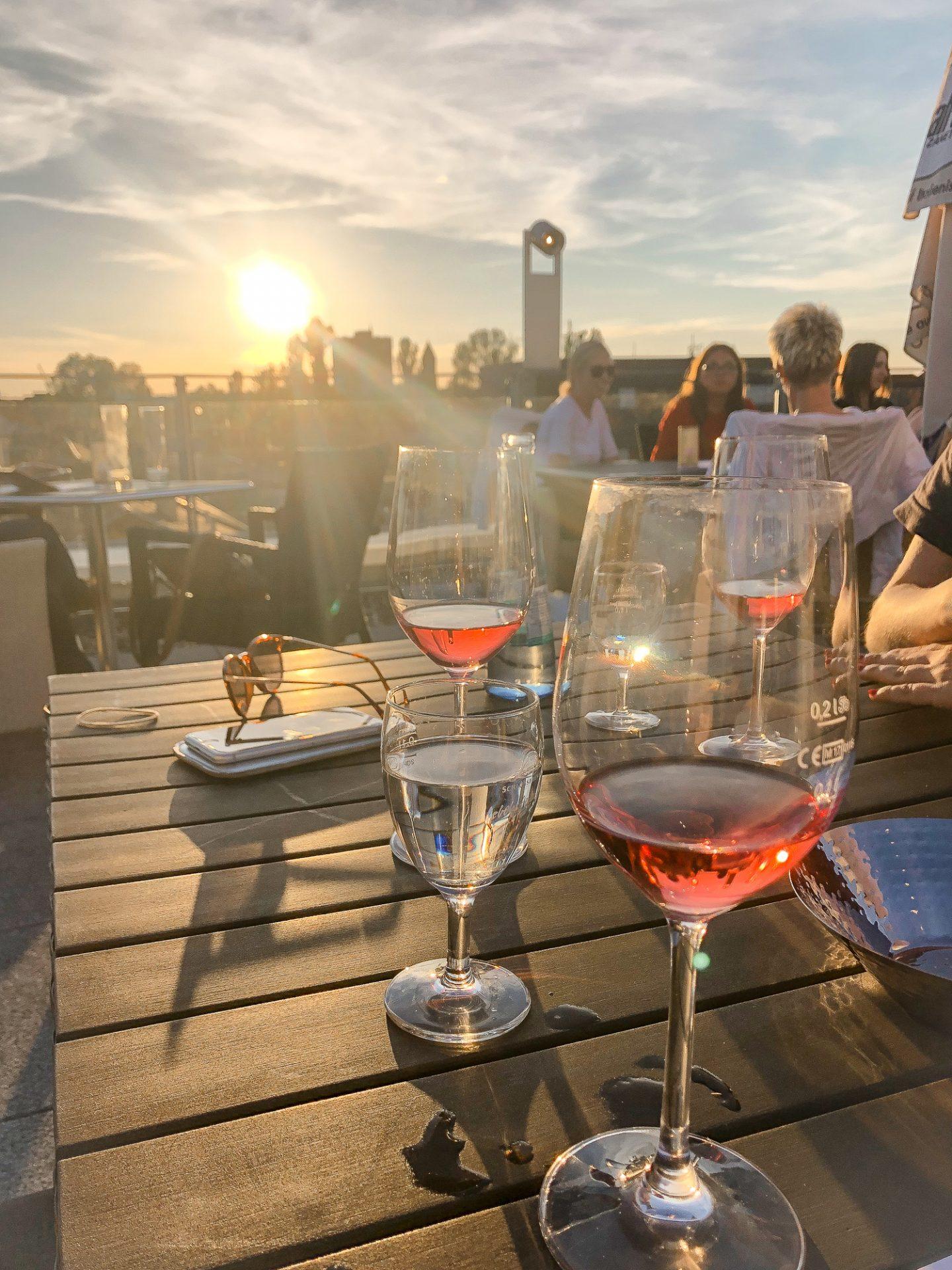 Lieblingsplätze in Karlsruhe Amrum Weinbar