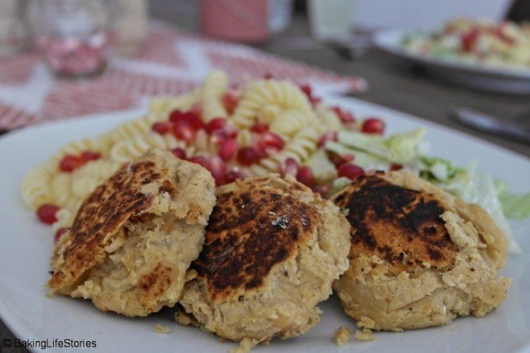Bürolunch #6: Spirelli-Salat Bowl mit Falafel